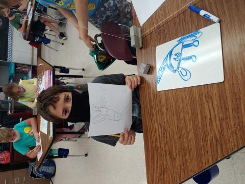 I Can Draw a Giraffe