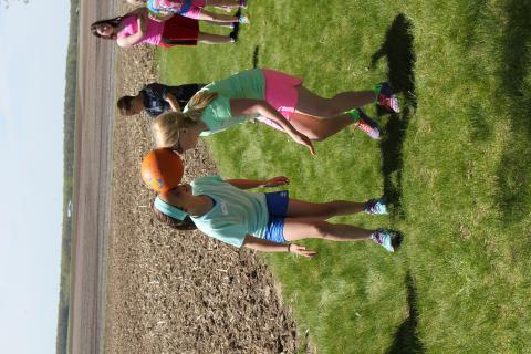 Melon Race