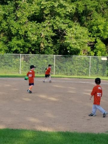 Lots of baseball games.