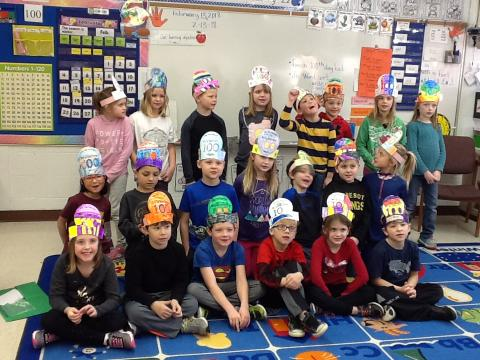 Our 100th  day!